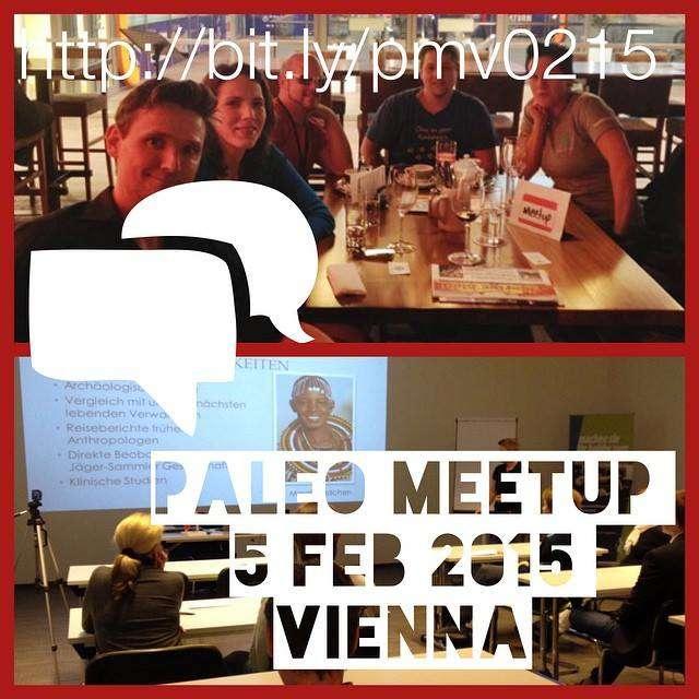 Low Carb / Paleo Stammtisch am Donnerstag 05. Februar 19:00 in Wien