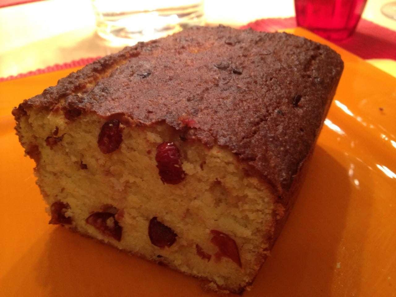 Zitronen Cranberry Kuchen Ohne Zucker Und Mehl Mag Julia Tulipan