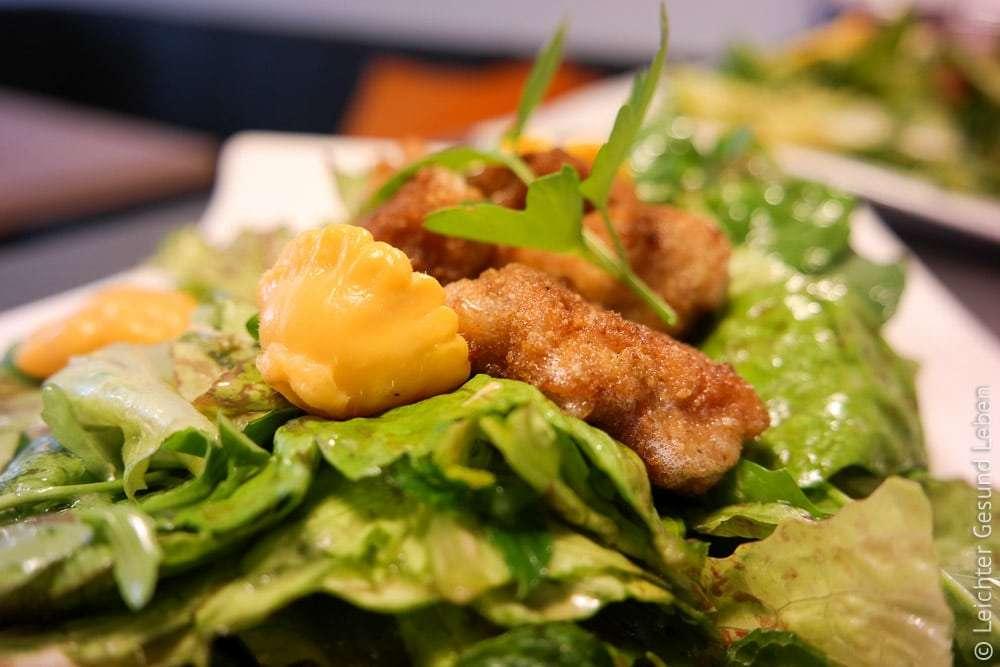 Gebackenes Kalbsbries (low-carb und glutenfrei)