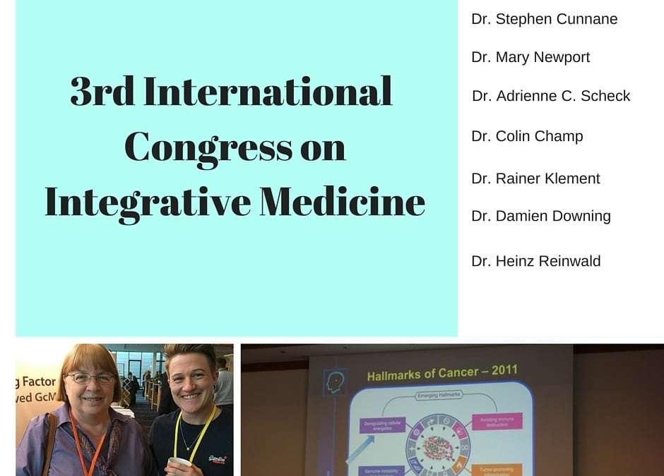 Rückblick – das war der 3. internationale Kongress für integrative Medizin in Fulda (Tag 1)