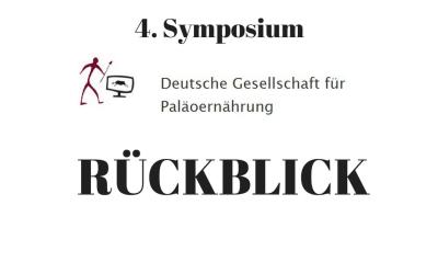 Symposium der Deutschen Gesellschaft für Paläoernährung 2016 – Rückblick