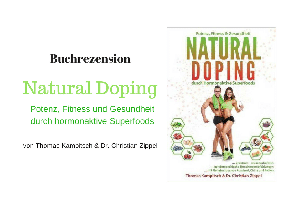 Buchrezension – Natural Doping durch hormonaktive Superfoods