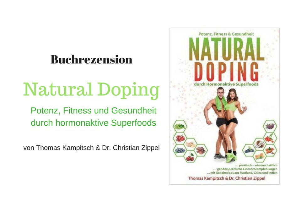 Buchrezension – Natural Doping durch hormonaktive Superfoods