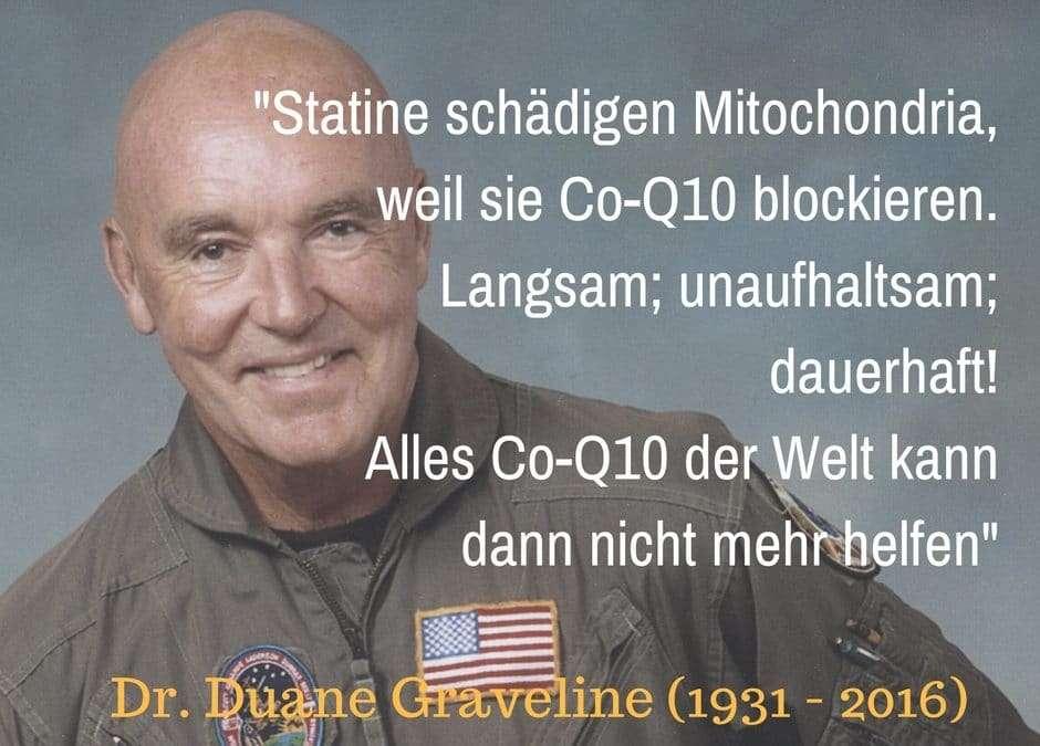 """Dr. Duane Graveline, Wissenschaftler, Arzt und NASA """"Space-Doc"""", stirbt im Alter von 85 – Ein Nachruf von Dr. Malcolm Kendrick"""