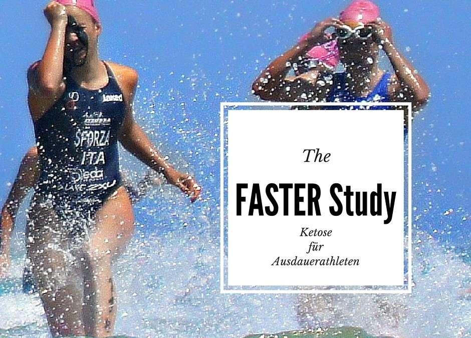Profi-Athleten auf einer ketogenen Ernährung – Die FASTER Study