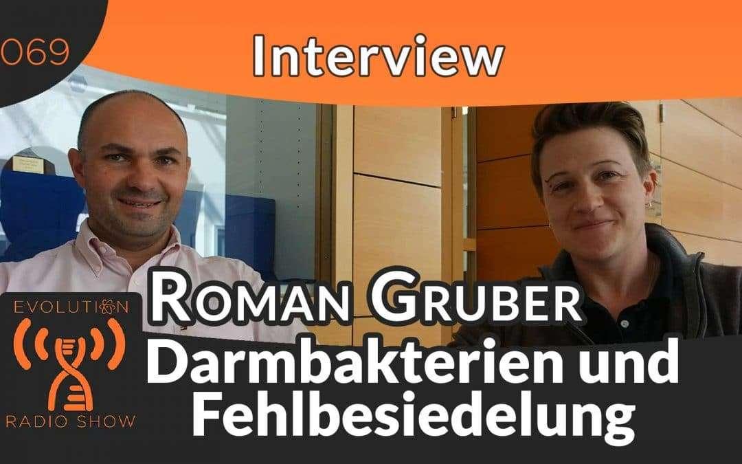 Darmbakterien und Fehlbesiedelung – Dipl. Vitalstofftherapeut Roman Gruber im Interview