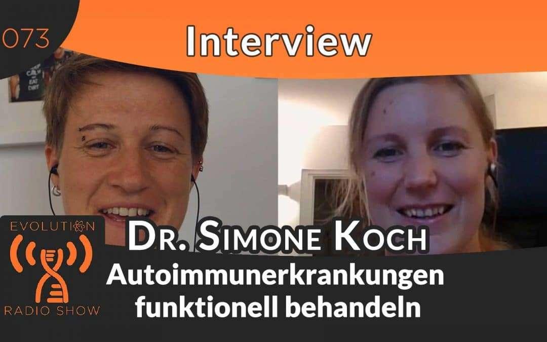 Autoimmunerkrankungen  funktionell behandeln – Interview mit Dr. Simone Koch
