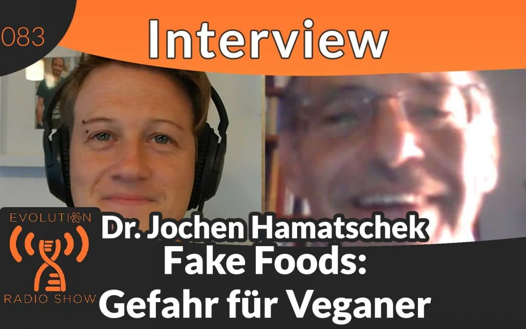 Fake Foods Gefahr für Veganer – Dr Jochen Hamatscheck im Interview