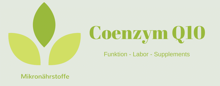Mikronährstoff-Guide: Coenzym Q10