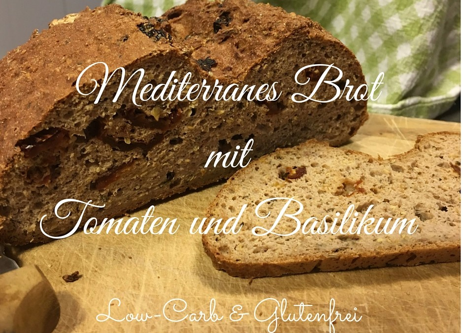 Rezept – Mediterranes Brot mit getrockneten Tomaten
