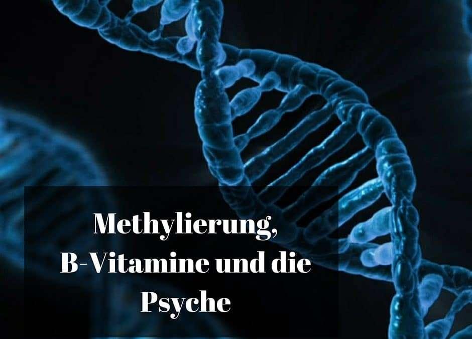 Methylierung, B-Vitamine und die Psyche