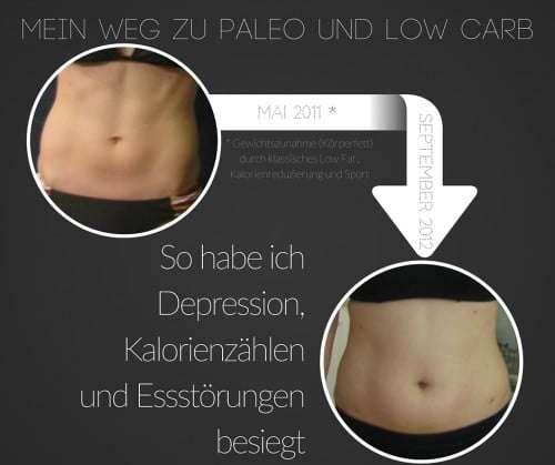 So habe ich Depression, Kalorienzählen und Essstörungen besiegt