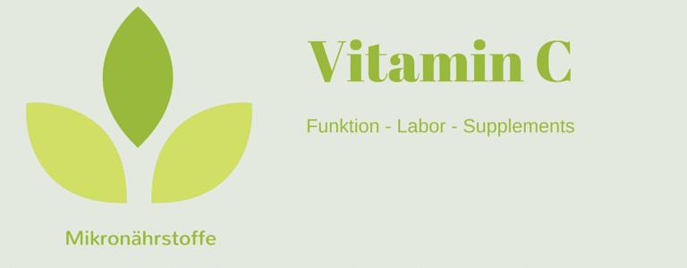 Mikronährstoff-Guide: Vitamin C