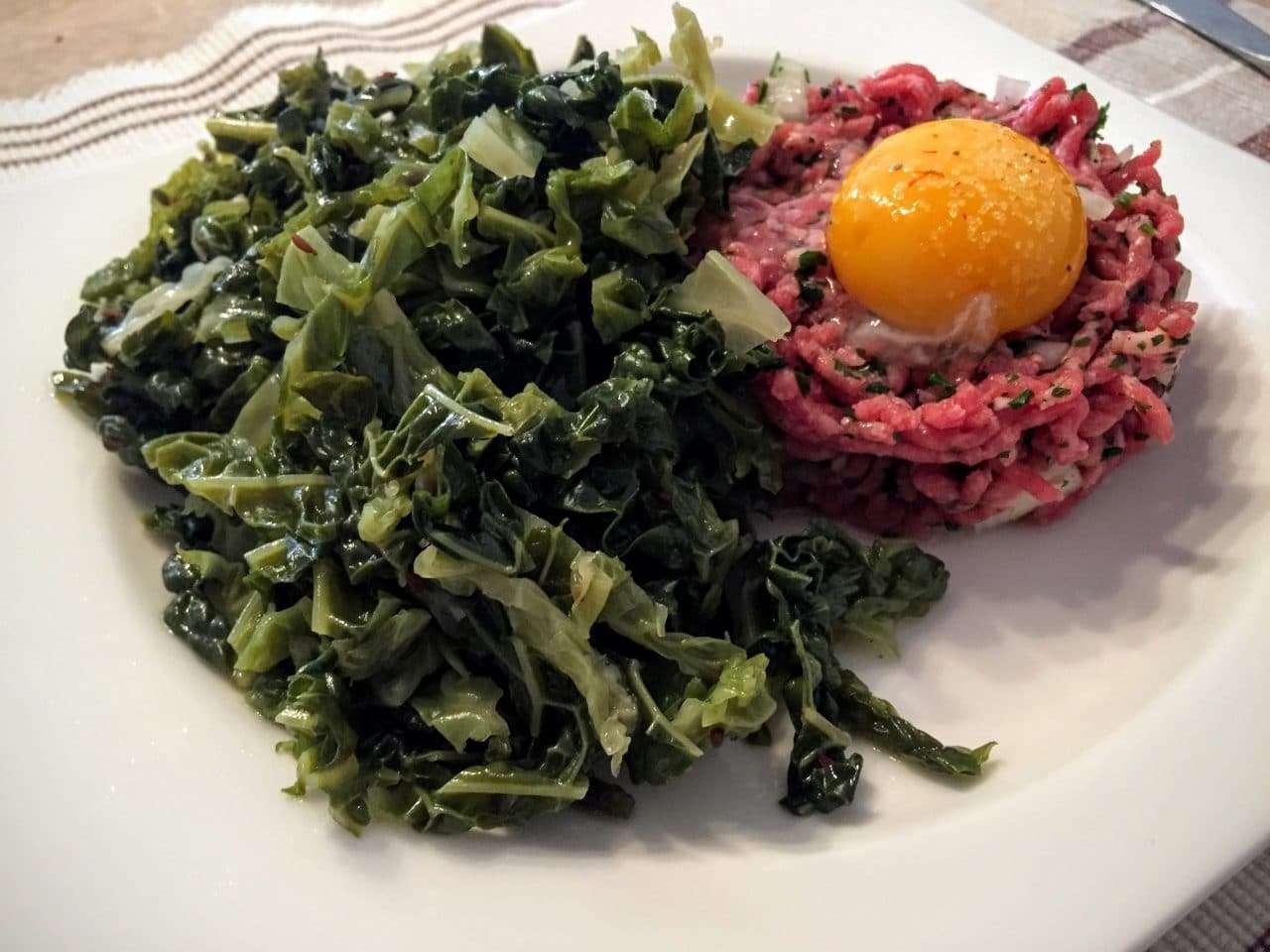 Beef Tartar Rezept