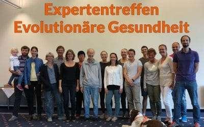 Expertentreffen Evolutionäre Gesundheit: Durch toxisches Umfeld krank – Was wir wirklich brauchen! Vortrag von Prof. Dr. Jörg Spitz