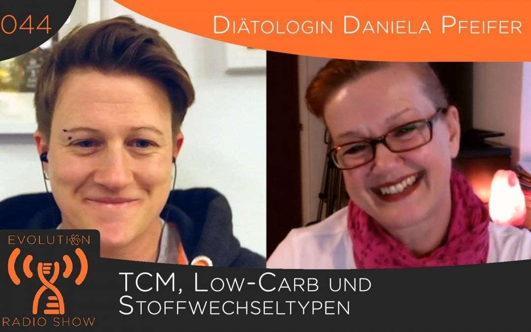 Folge #044: Interview mit Daniela Pfeifer – über TCM, Low-Carb und Stoffwechseltypen