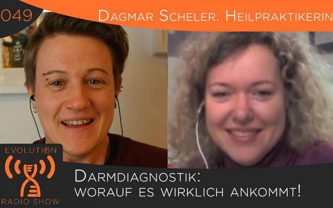 Darmdiagnostik bei Reizdarm und Leaky Gut: worauf es wirklich ankommt – Heilpraktikerin Dagmar Scheler im Interview