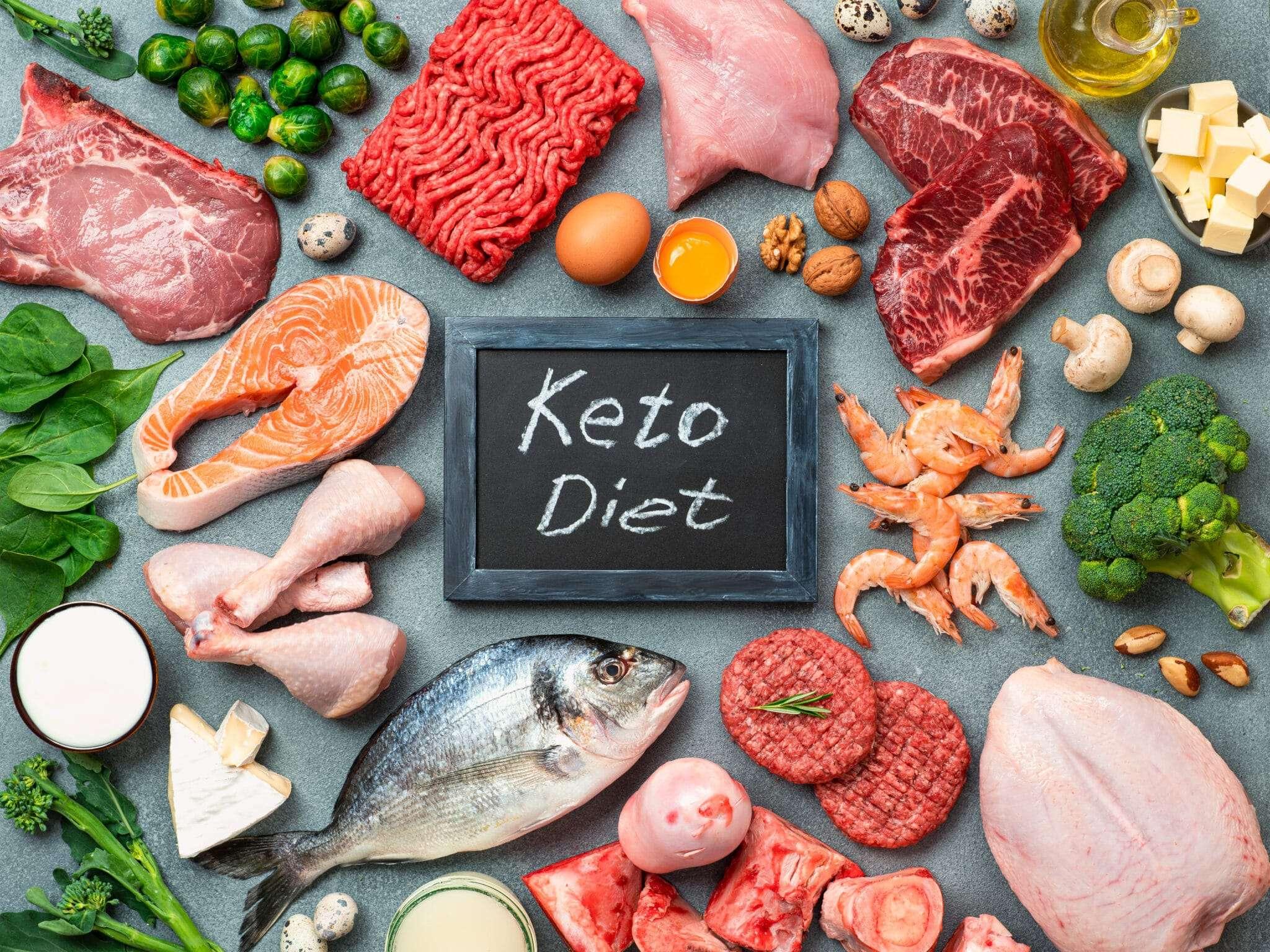 Colitis ulcerosa ketogenic diet